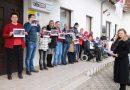"""Slatinska Udruga osoba s invaliditetom podržala akciju """"Prekinimo šutnju"""""""